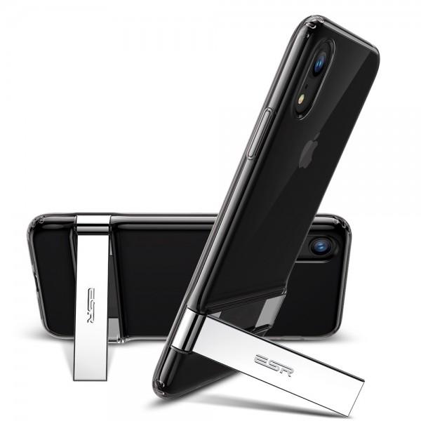 ESR Case iPhone XR Urbansoda Simplace Clear Black
