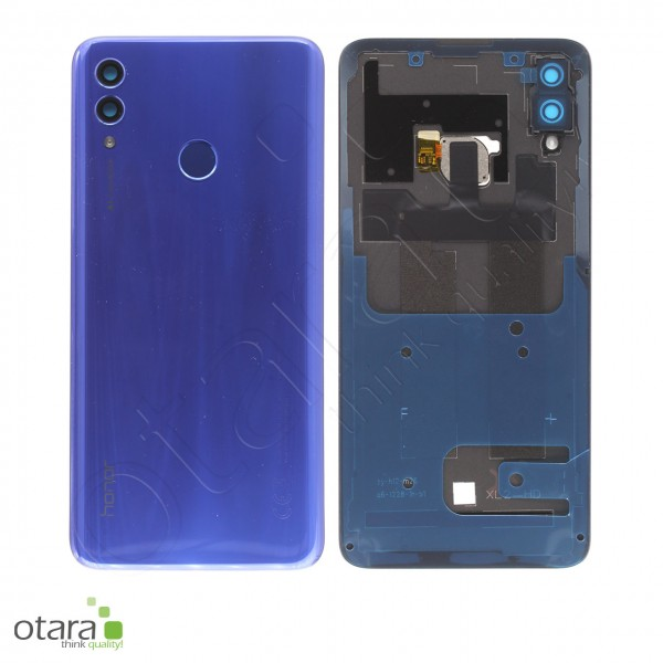 Akkudeckel Huawei Honor 10 Lite, sapphire blue, Serviceware