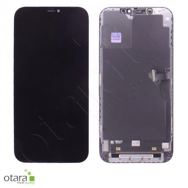 Displayeinheit geeignet für iPhone 12 Pro Max (Ori/pulled Qualität), schwarz