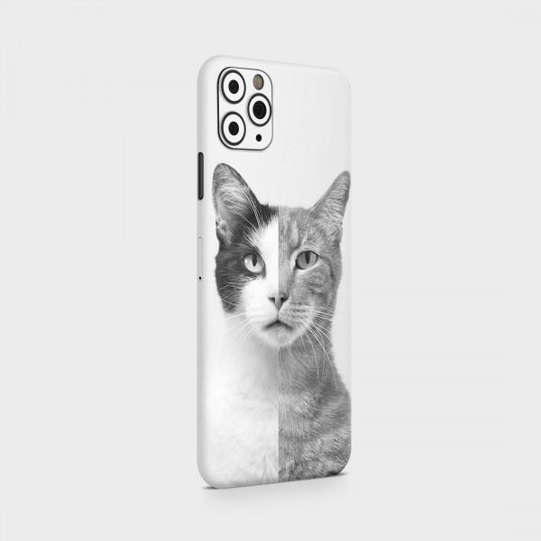 "GREEN MNKY Backcover Skin Smartphone 7"" (Design Serie) ""Cats Love"" [3 Stück]"