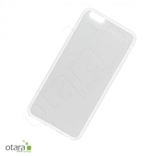 Silikoncase/Schutzhülle für iPhone 6/6s, transparent