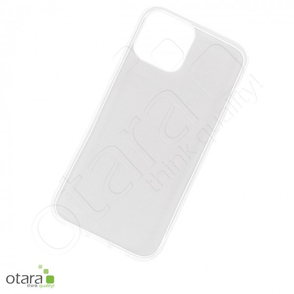 Silikoncase/Schutzhülle für iPhone 12 Pro Max, transparent