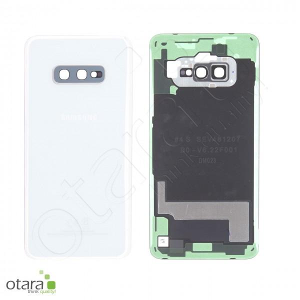 Akkudeckel Samsung Galaxy S10e (G970F), Prism White, Serviceware