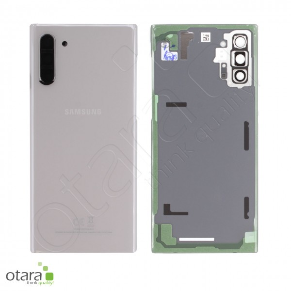 Akkudeckel Samsung Galaxy Note 10 (N970F), aura white, Serviceware