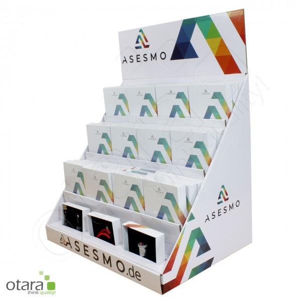 ASESMO Starter Set Kabel und Adapter inkl. Thekenaufsteller