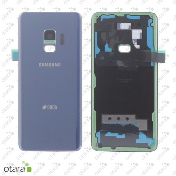 Akkudeckel Samsung Galaxy S9 Duos (G960F/DS), coral blue, Serviceware