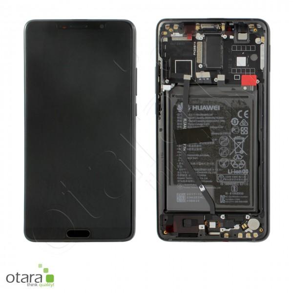 Displayeinheit Huawei Mate 10, schwarz, Serviceware