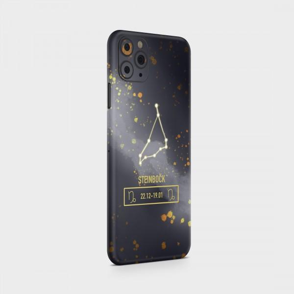 """GREEN MNKY Backcover Skin Smartphone 7"""" (Zodiac Serie) """"Steinbock Zodiac"""" [3 Stück]"""