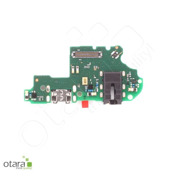 Huawei P Smart 2019 Ladebuchse Platine mit Micro USB, Mikrofon, Serviceware