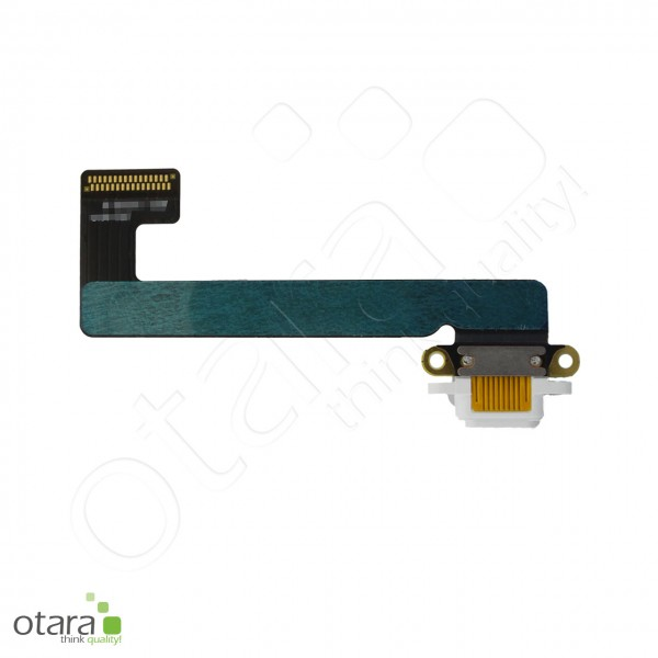 Lade Dock Connector Flex geeignet für iPad mini 2 (2013) A1489 A1490 A1491, weiß