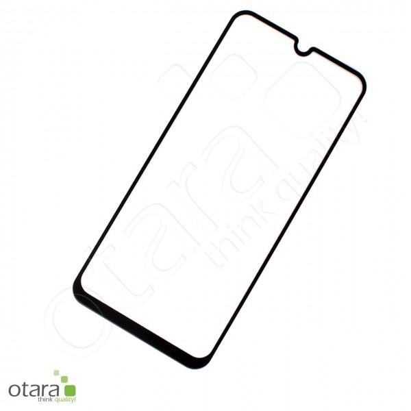 Schutzglas Edge to Edge (full glue) für Samsung Galaxy A30s, schwarz (ohne Verpackung)
