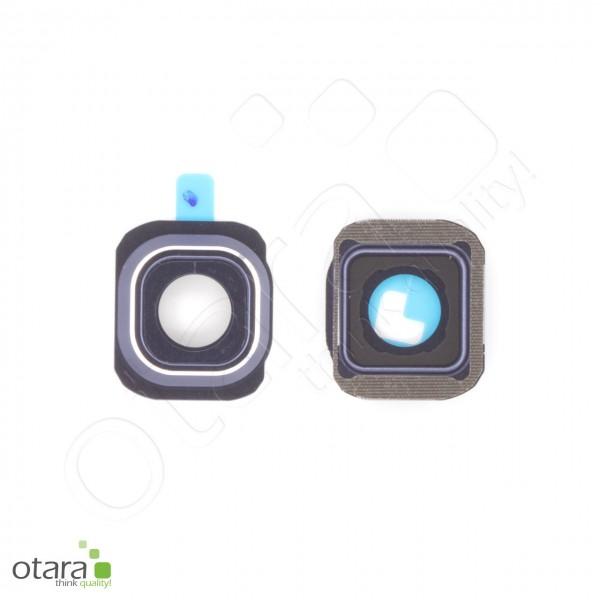 Samsung Galaxy S6 (G920F) Kamera Ring/Abdeckung frame, schwarz, Serviceware