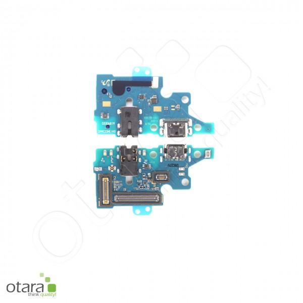 Samsung Galaxy A71 (A715F) Ladebuchse Platine mit USB Typ C, Mikrofon, Audio Jack, Serviceware