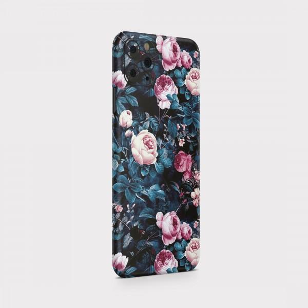 "GREEN MNKY Backcover Skin Smartphone 7"" (Design Serie) ""Flower Garden"" [3 Stück]"