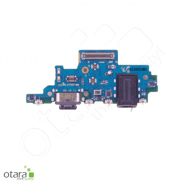 Samsung Galaxy A72 (A725F,A726B) Ladebuchse Platine USB-C, Mikrofon, Audio Jack, Serviceware