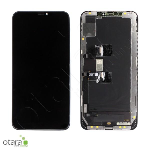Displayeinheit geeignet für iPhone XS Max (refurbished), schwarz