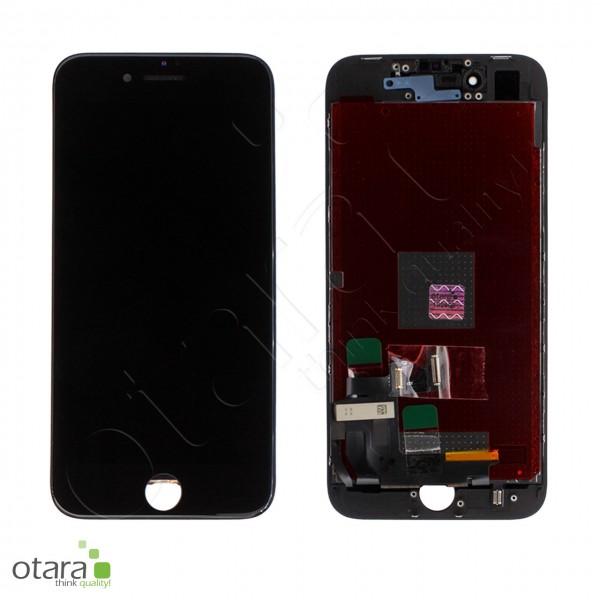 Displayeinheit geeignet für iPhone 8 (OEM/COPY), schwarz