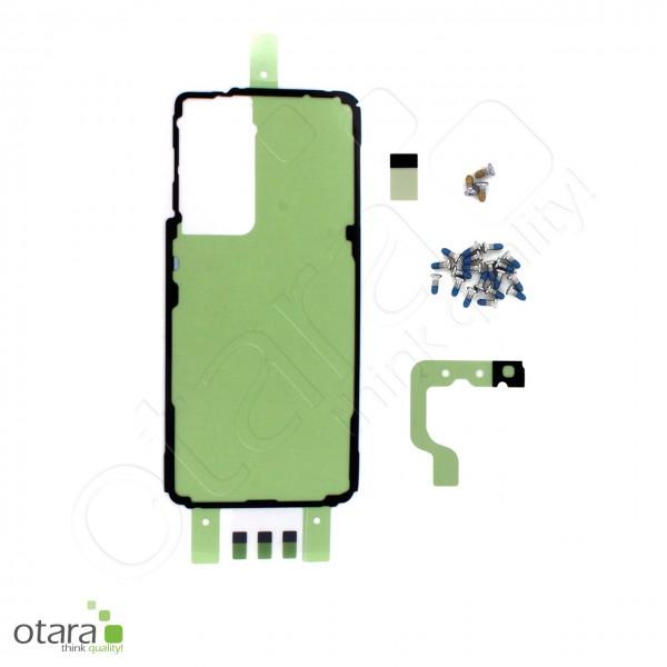 Samsung Galaxy S21 (G991) Klebefolien Set, Rework Kit, Serviceware