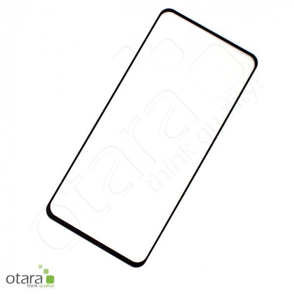 Schutzglas Edge to Edge (full glue) für Huawei P40 Lite, schwarz (ohne Verpackung)