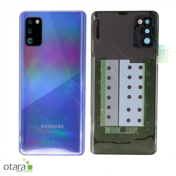 Akkudeckel Samsung Galaxy A41 (A415F), Prism crush blue, Serviceware
