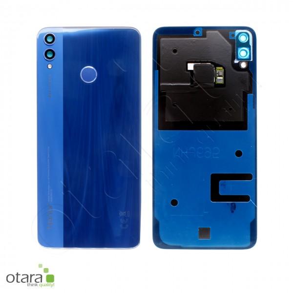 Akkudeckel Huawei Honor 8X, blue, Serviceware