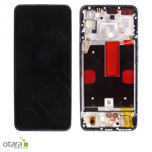 Displayeinheit OPPO RENO4 5G, galactic blue, Serviceware