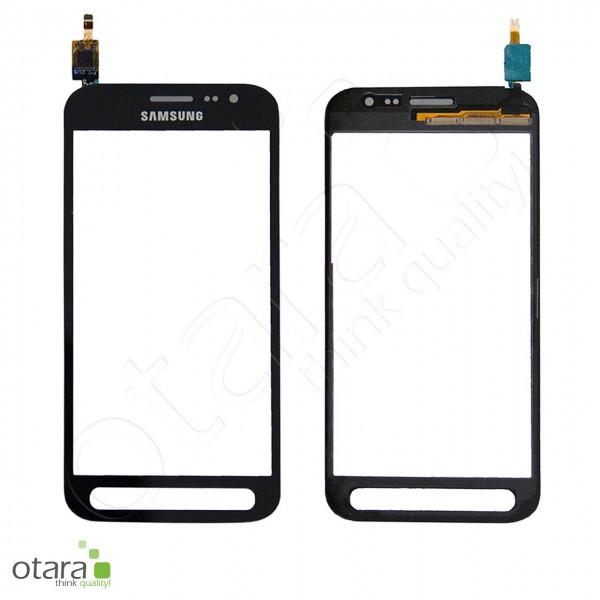 Samsung Galaxy Xcover 4/4s (G390F,G398F) Displayglas, schwarz, Serviceware