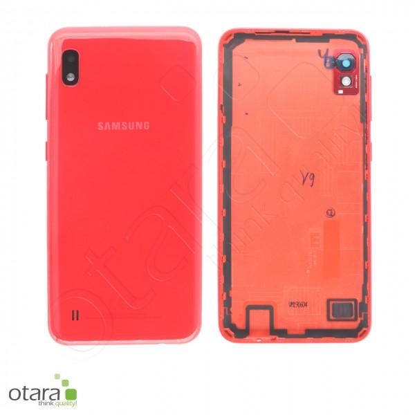 Akkudeckel Samsung Galaxy A10 (A105F), red, Serviceware