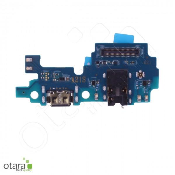 Samsung Galaxy A21s (A217F) Ladebuchse Platine USB-C, Mikrofon, Audio Jack (kompatibel)