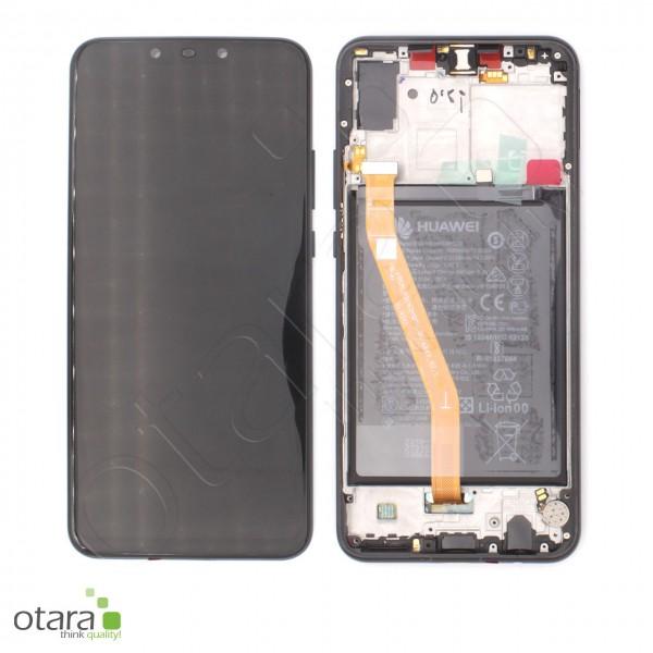 Displayeinheit Huawei Nova 3, schwarz, Serviceware