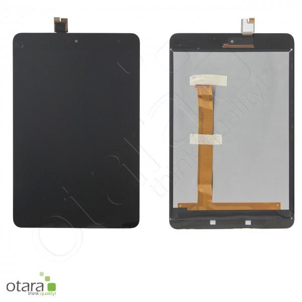 LCD-Einheit geeignet für Xiaomi Mi Pad 2, schwarz