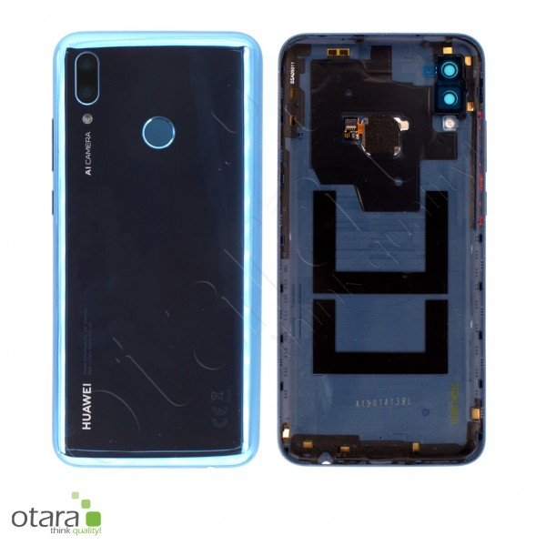 Akkudeckel Huawei P Smart 2019 (POT-L21 POT-LX1), sapphire blue, Serviceware