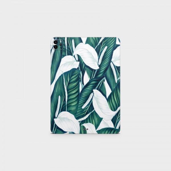 "GREEN MNKY Backcover Skin Tablet 11"" (Design Serie) ""Tropical"" [3 Stück]"