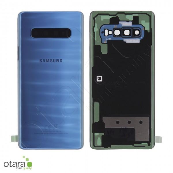 Akkudeckel Samsung Galaxy S10 Plus (G975F), Prism Blue, Serviceware