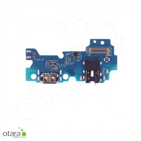Samsung Galaxy A32 4G (A325F) Ladebuchse Platine USB-C, Mikrofon, Audio Jack, Serviceware