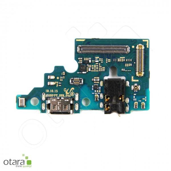 Samsung Galaxy A51 (A515F) Ladebuchse Platine USB-C, Mikrofon, Audio Jack, Serviceware