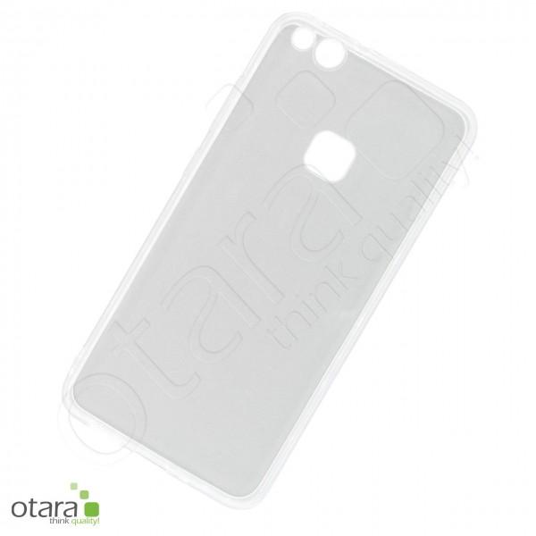 Silikoncase/Schutzhülle für Huawei P10 Lite, transparent