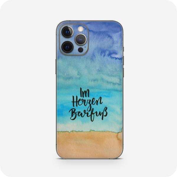 "GREEN MNKY Backcover Skin Smartphone 7"" (Diana Grimm Kollektion) ""Im Herzen Barfuß"" [3 Stück]"