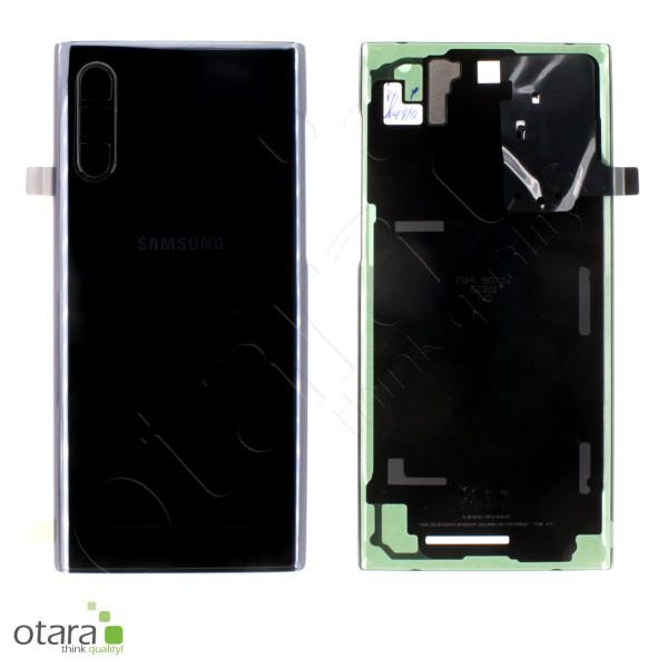 Akkudeckel Samsung Galaxy Note 10 (N970F), aura black, Serviceware