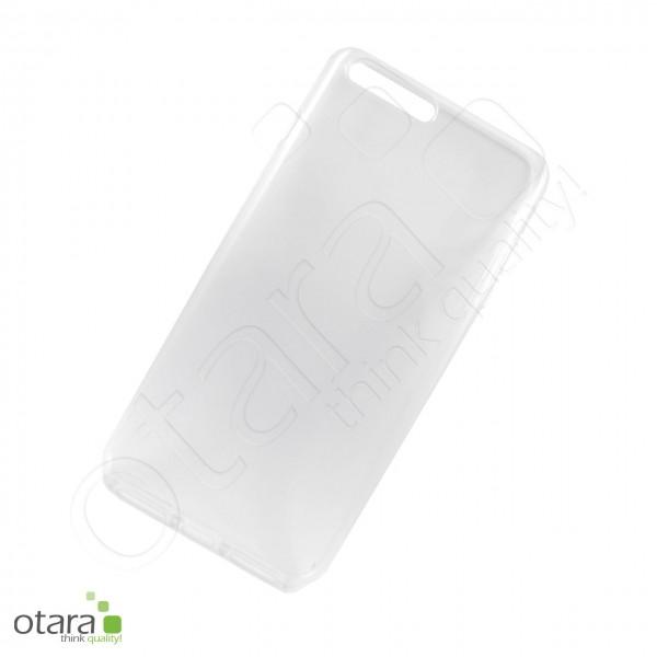 Silikoncase/Schutzhülle für iPhone 7 Plus/8 Plus, transparent