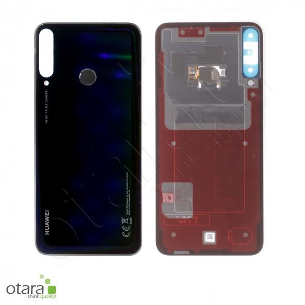 Akkudeckel Huawei P40 Lite E, midnight black, Serviceware
