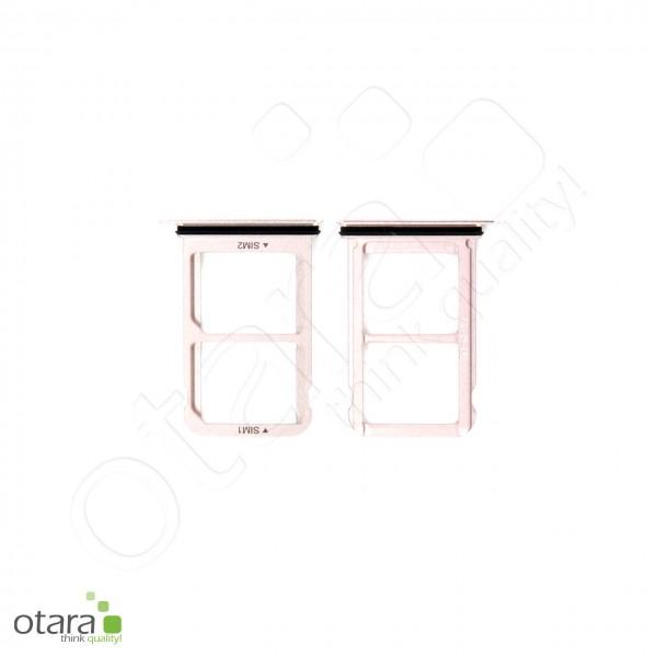 Huawei P20 SIM Tray Dual, pink gold, Serviceware