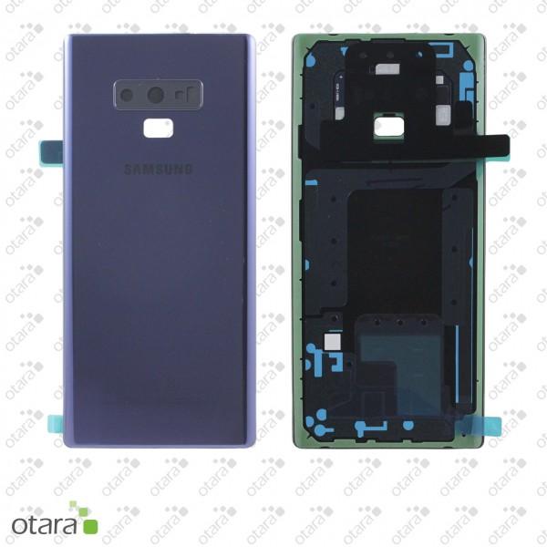 Akkudeckel Samsung Galaxy Note 9 (N960F), ocean blue, Serviceware