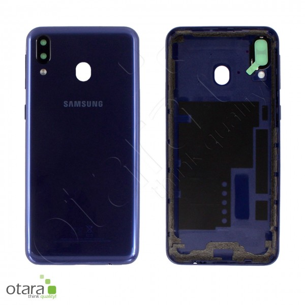 Akkudeckel Samsung Galaxy M20 (M205F), ocean blue, Serviceware