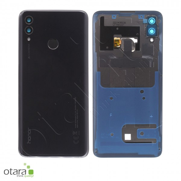 Akkudeckel Huawei Honor 10 Lite, midnight black, Serviceware