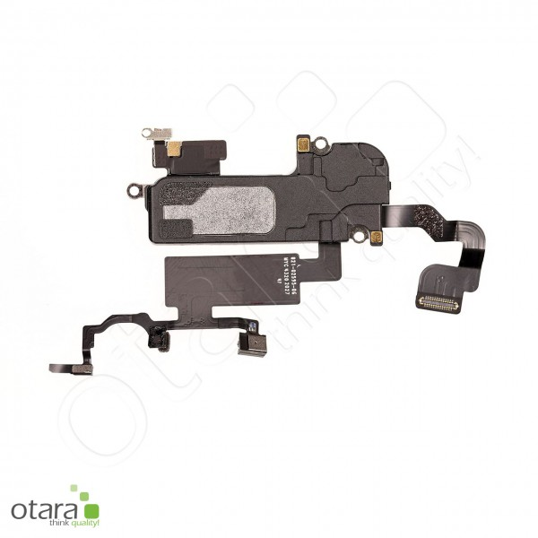 Sensor Flexkabel + Hörmuschel, Mikrofon u. Sensor geeignet für iPhone 12 Pro Max