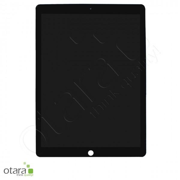 Displayeinheit (LCD+Touch) geeignet für iPad Pro 12.9 (2017) A1670/A1671 inkl.LCD Flex/Chip, schwarz