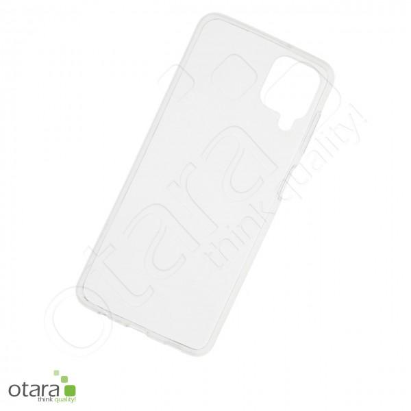 Silikoncase/Schutzhülle für Samsung Galaxy A42 5G, transparent