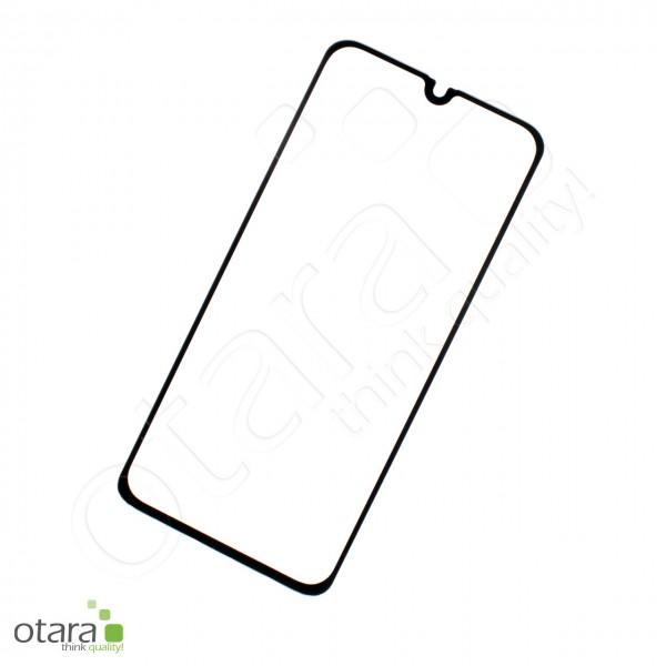Schutzglas Edge to Edge (full glue) Samsung Galaxy A40, schwarz (ohne Verpackung)