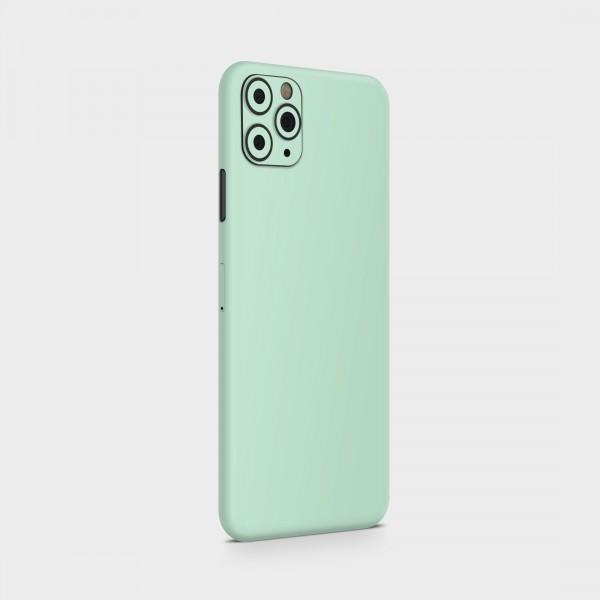 "GREEN MNKY Backcover Skin Smartphone 7"" (Struktur Serie) ""Baby Blue"" [3 Stück]"